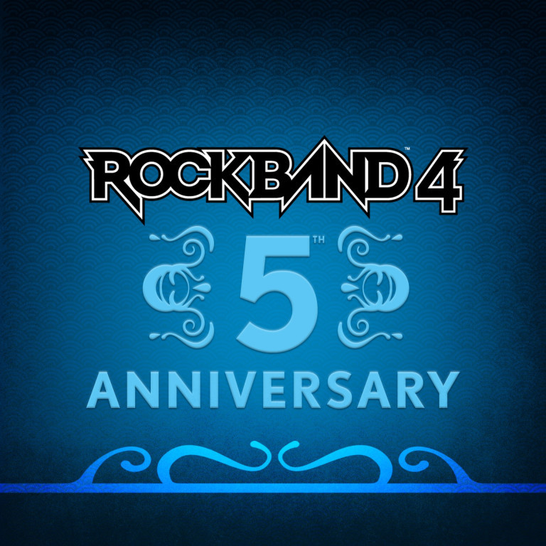 ¡Celebra 5 años de Rock Band 4 con canciones gratis! - rock-band-4-aniversario