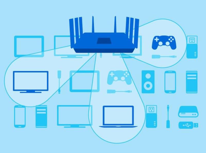 ¿Para qué me sirve un router de doble banda o tribanda? - router-de-doble-banda-tribanda-800x594