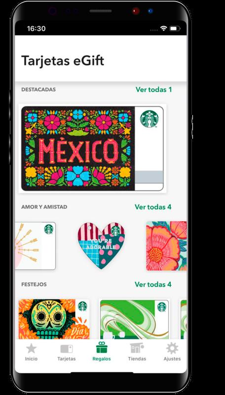 Nueva imagen de la app de Starbucks Rewards México ¡ya disponible! - starbucks-rewards-2-456x800
