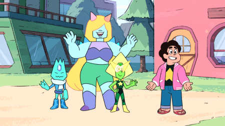 Steven Universe Future llega a Cartoon Network Latinoamérica