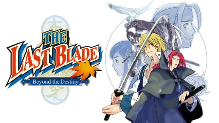The Last Blade: Beyond the Destiny ¡ya disponible en Nintendo Switch!