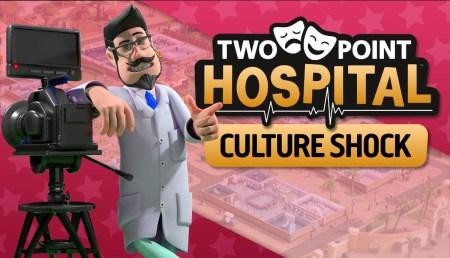 """Salva al mundo artístico con """"Choque Cultural"""", el nuevo DLC de Two Point Hospital"""