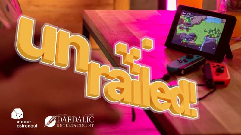 Unrailed! ya disponible para Xbox One - unrailed_switch