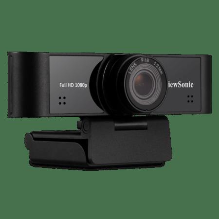 ViewSonic anuncia la disponibilidad de su cámara web FULL HD para reuniones en línea