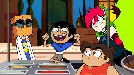 Estreno de Villanos en Monte Macabro el 19 de octubre por Cartoon Network