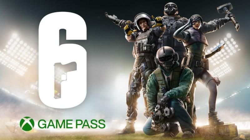 Tom Clancy's Rainbow Six Siege llegará Xbox Game Pass para consola próximamente - xbox-game-pass-para-consola-800x450