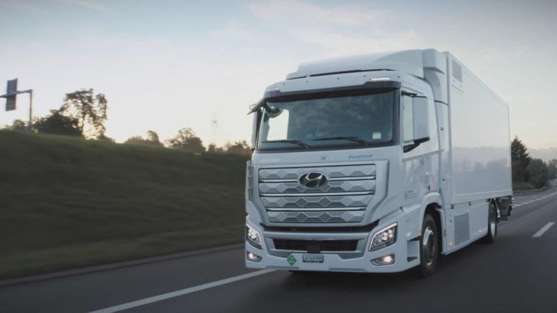 Hyundai organiza evento digital para el lanzamiento de XCIENT Fuel Cell - xcient_fuel_cell_hyundai-800x450