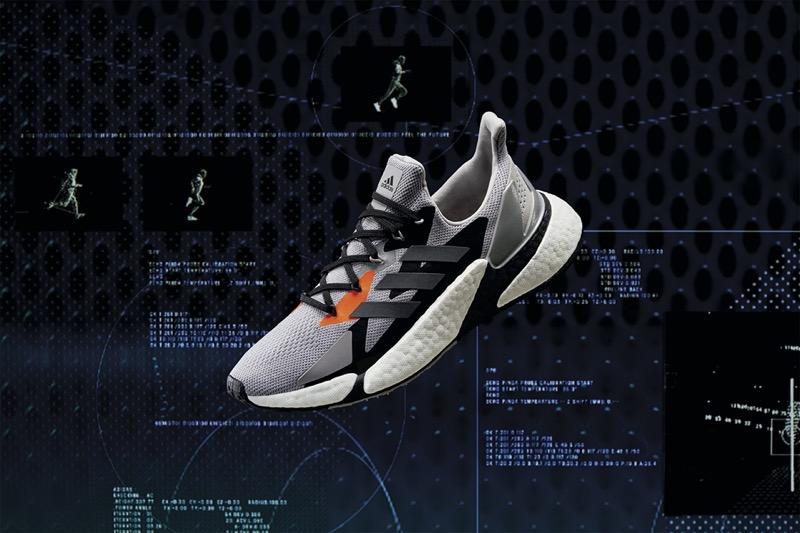 adidas lanza colección de calzado running X9000 inspirado en la cultura gamer - 1_adidas_running_x9000