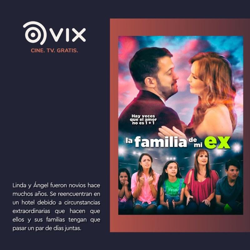 Maratón de comedia por VIX - CINE Y TV ¡totalmente gratis! - 3-la-familia-de-mi-ex-maraton-de-comedia-vix-cine-y-tv