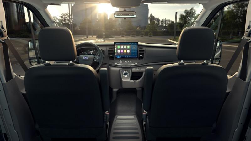 Nueva E-Transit de Ford, una versión totalmente eléctrica de la van de carga más vendida del mundo - all-new_ford-e-transit_16