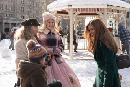 Disney Plus estrena la comedia navideña: Amadrinhada