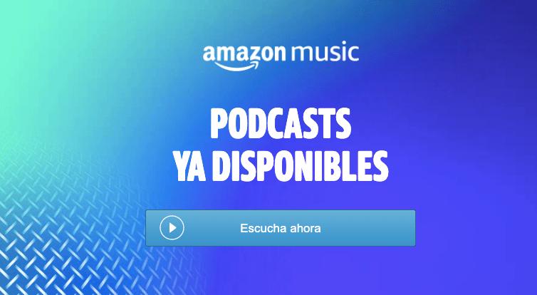 Amazon Music presenta Podcasts en México y Brasil - amazon-music-podcasts