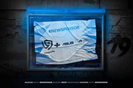 ASUS Republic of Gamers anuncia alianza con 19Esports