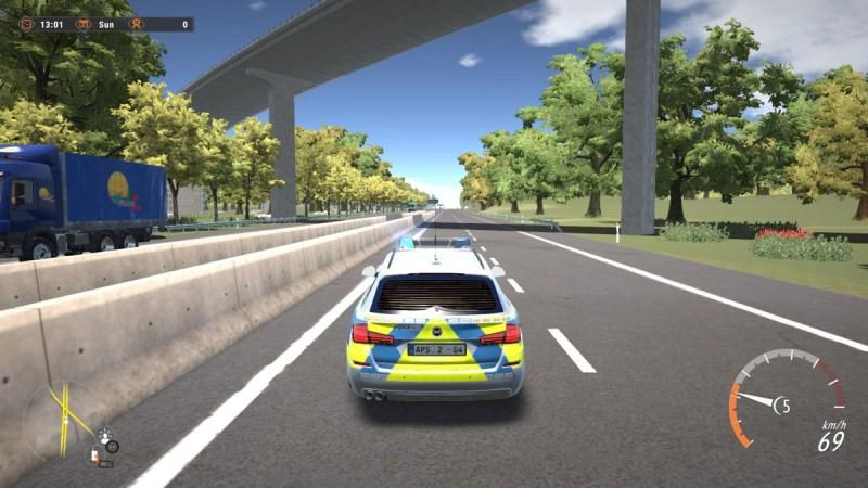 Estos son los juegos que llegarán próximamente a Xbox One - autobahn_police_simulator_2-800x450