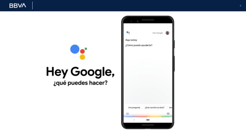 """Ahora desde la app de BBVA podrás realizar pagos y transferencias bancarias con solo decir ¿Hey Google…'"""" - bbva-mexico-google-800x450"""