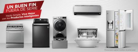 LG en El Buen Fin 2020, ¡conoce sus ofertas y promociones!