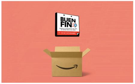 Amazon México lanza miles de ofertas durante Buen Fin 2020