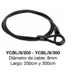 Top 5 de candados para bicicletas de alta calidad - cable-de-seguridad