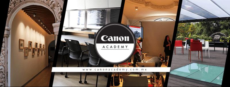 Canon Academy celebra su cuarto aniversario, la primera casa de cultura de Canon en el mundo - canon-academy-cuarto-aniversario-800x305