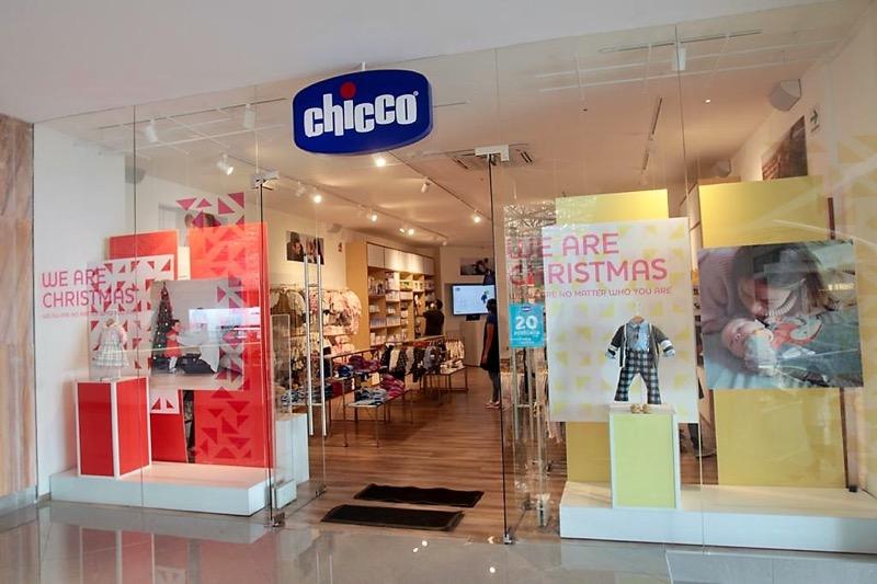 Chicco consolida su presencia en México y abre tienda en Perisur - chicco-tienda-perisur-800x533