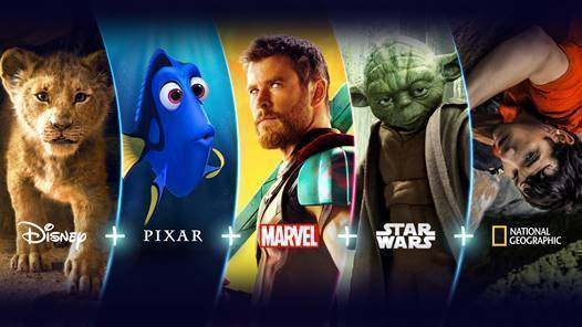 Disney Plus ¡ya disponible en Latinoamérica! - disney-plus
