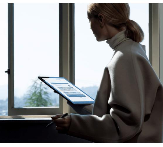 Dispositivos Surface para cualquier lugar de trabajo - dispositivos-surface