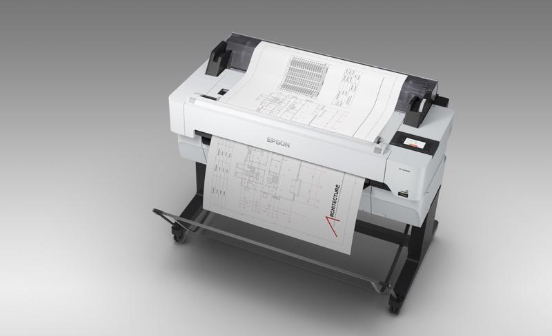 Nueva impresora Epson SureColor T5470M llega a México - epson_impresora_surecolor_t5470m
