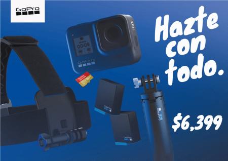 Buen Fin 2020: Las promociones de GoPro que estabas esperando