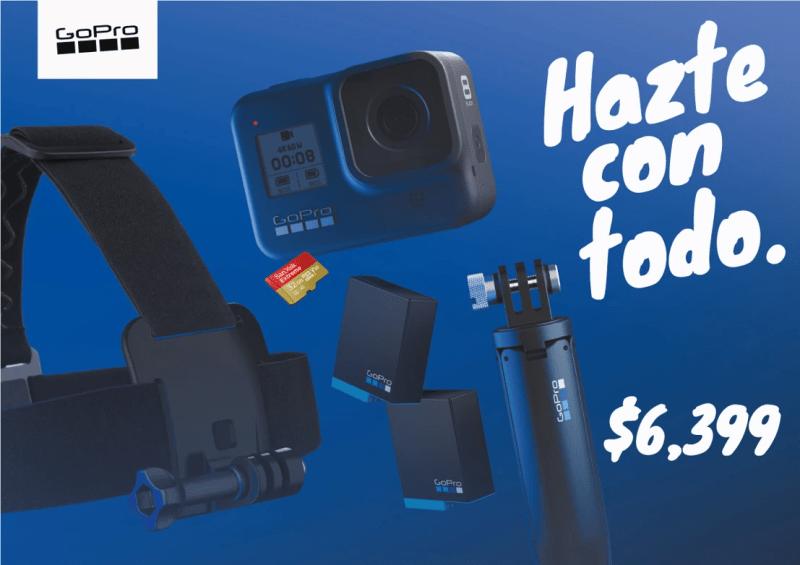 Buen Fin 2020: Las promociones de GoPro que estabas esperando - gopro-buen-fin-2020-800x565