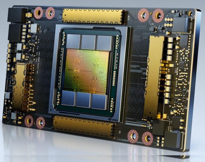 NVIDIA presenta la GPU A100 de 80 GB, que potencia la GPU más potente del mundo - gpu_nvidia_a100-800x631