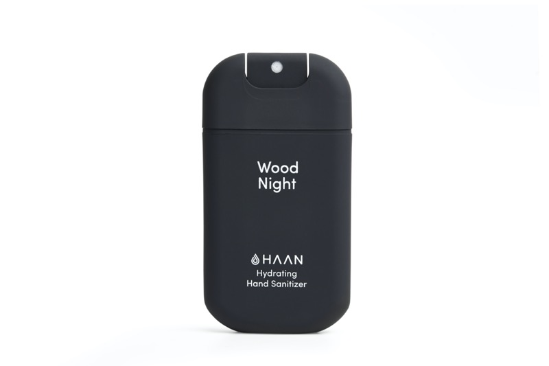 Haan Pocket, el sanitizante de manos más innovador llega a México - haan_pocket_wood_night-800x533