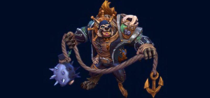 ¡Hogger, se une a la batalla en Heroes of the Storm! - hogger-800x376