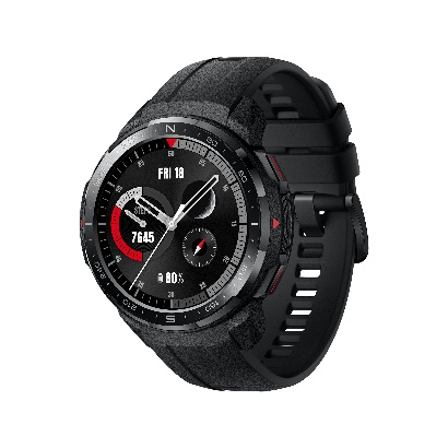 El nuevo HONOR Watch GS Pro en El Buen Fin 2020! - honor-watch-gs-pro-negro