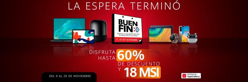 Huawei el Buen Fin 2020 ¡conoce sus promociones! - huawei_buen_fin_2020-800x265