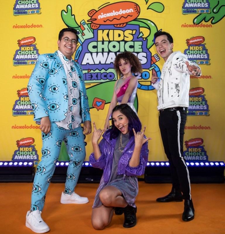 Ganadores de los Kids' Choice Awards México 2020 - kids-choice-awards-mexico-2020_kca-mexico-2020-alfombra-naranja-chino-lemus150-769x800