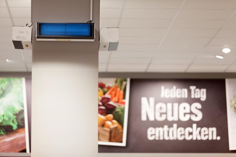 Signify, instala luminarias y dispositivos de desinfección UV-C en supermercados - luminarias-de-desinfeccion-uv-c-de-signify_edeka-uvc-03-800x533