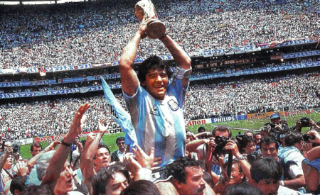 """Maradona """"El campeón imposible"""": liberan documental de la selección argentina campeona en México 86"""