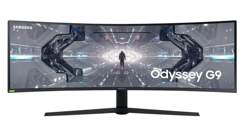 Cyber Monday: Estos son los monitores Samsung que tendrán descuento - monitor-odyssey-samsung