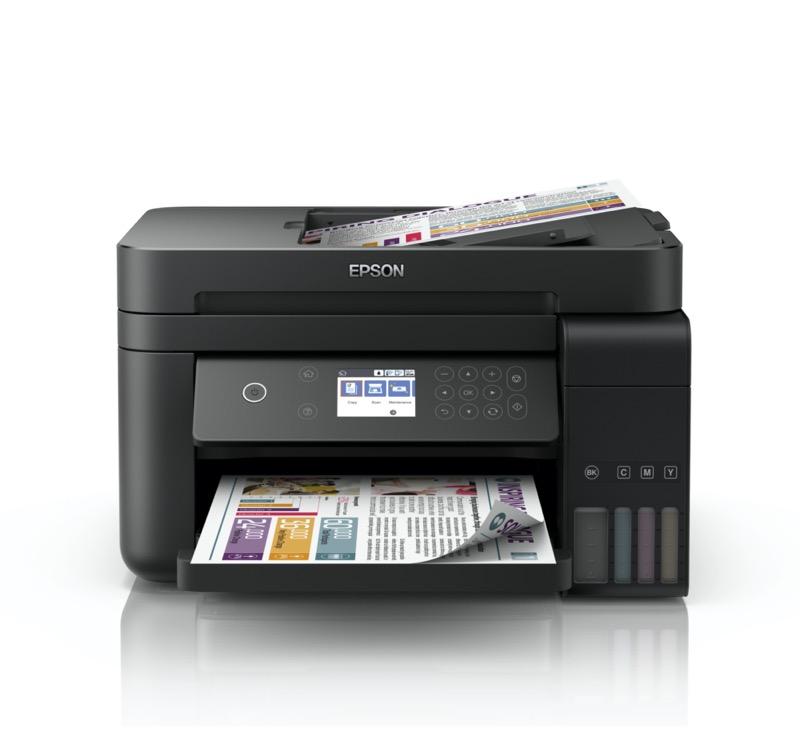 Epson en El Buen Fin 2020 con promoción en distintas soluciones en impresión y videoproyección - mpresora-epson-multifuncional_l6171-800x733