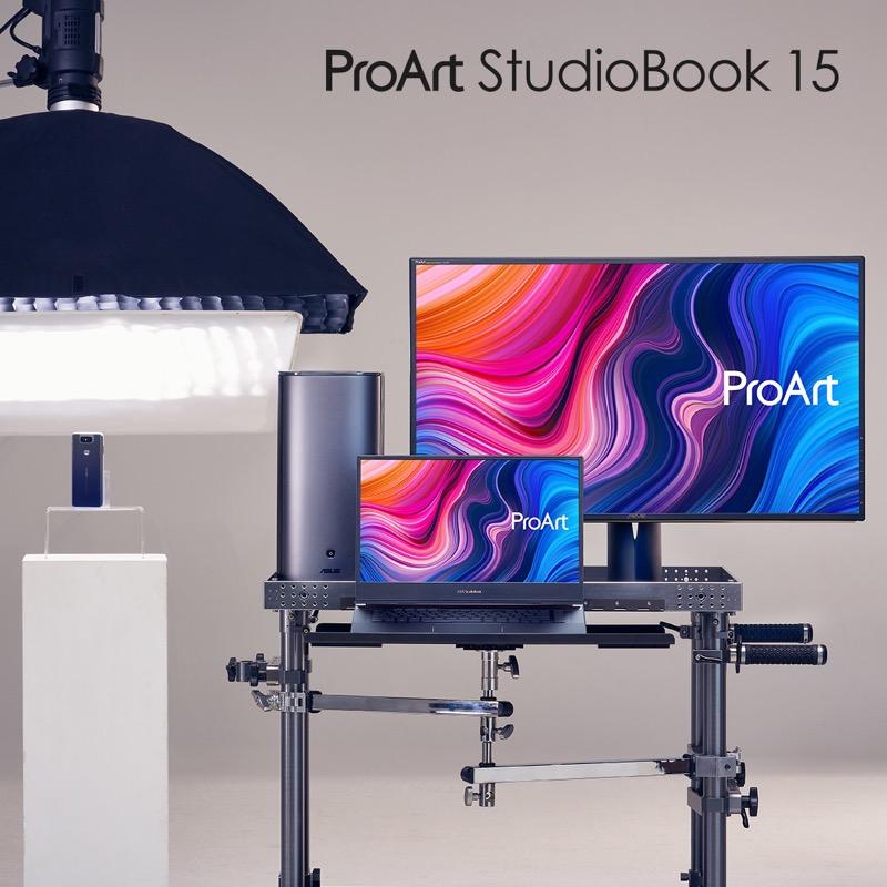 5 laptops de ASUS con atractivas promociones durante El Buen Fin 2020 - proart-studiobook-15