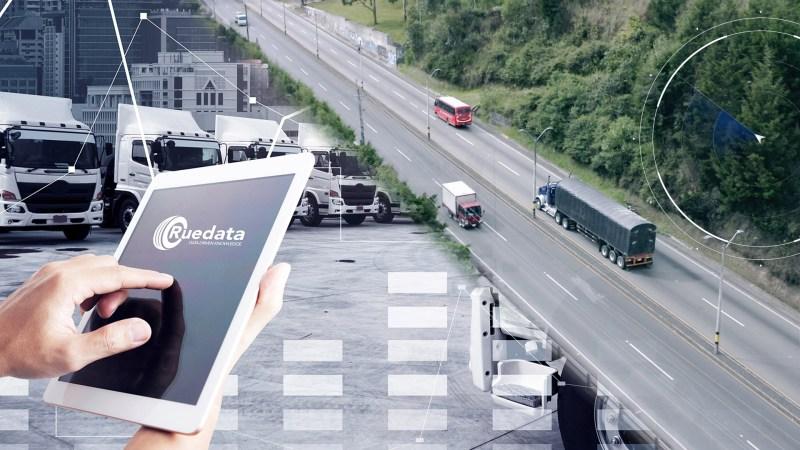 Ruedata, plataforma de administración de llantas para flotas de transporte - ruedata