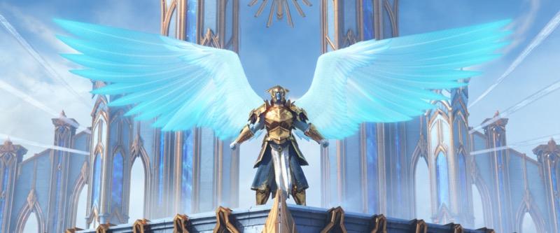 Shadowlands: nueva expansión de World of Warcraft disponible - shadowlands_launch_still_bastion