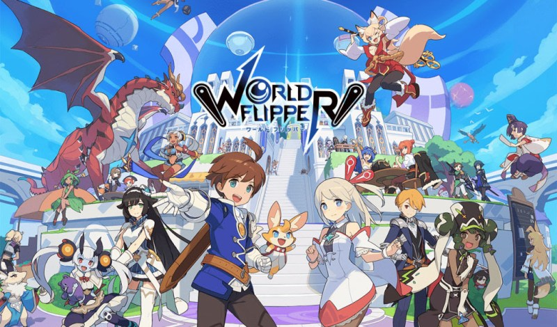 Kakao Games lanzará World Flipper de Cygames en todo el mundo - world-flipper-800x470