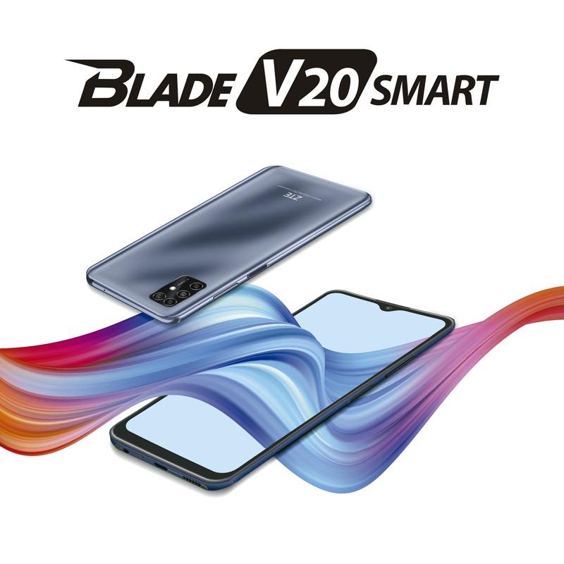 Nuevo ZTE Blade V20 Smart ¡conoce sus características y precio! - zte-blade-v20-smart