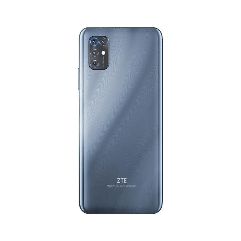 Nuevo ZTE Blade V20 Smart ¡conoce sus características y precio! - zte-blade-v20-smart_gris_back