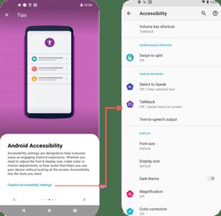 App Moto: nueva actualización, priorizando la accesibilidad y la diversidad - app_de_motorola