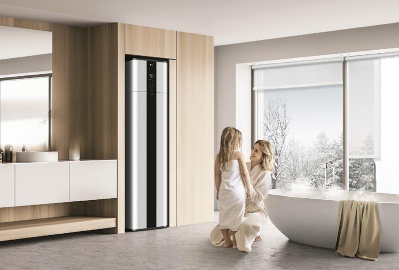 LG presentará un avanzado Calentador de Agua con Bomba de Calor Inverter durante CES 2021 - calentador_de_agua_lg-inverter_heat_pump_water_heater_1
