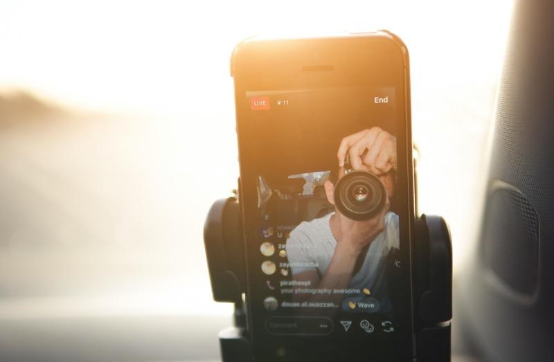 ¿Calidad o viralidad? Cómo crear el contenido perfecto en redes sociales - contenido-perfecto-en-redes-sociales-fotografia