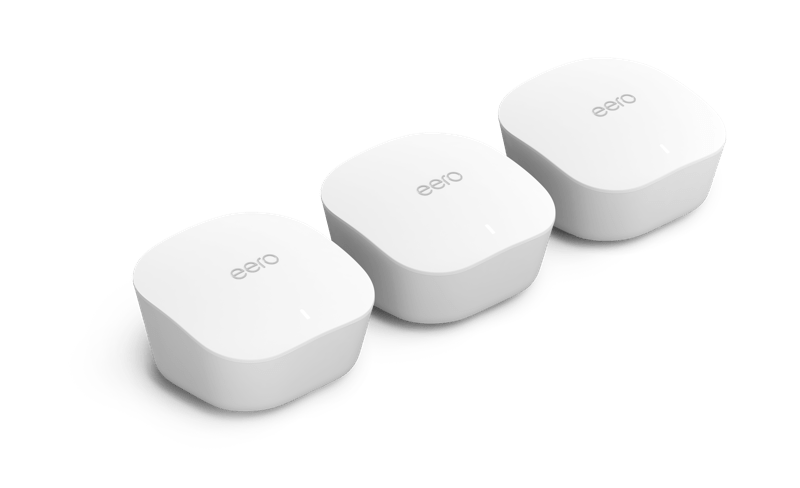 Dispositivos Amazon para regalar en esta Navidad 2020 - dispositivos_de_amazon_eero-three-pack-800x488