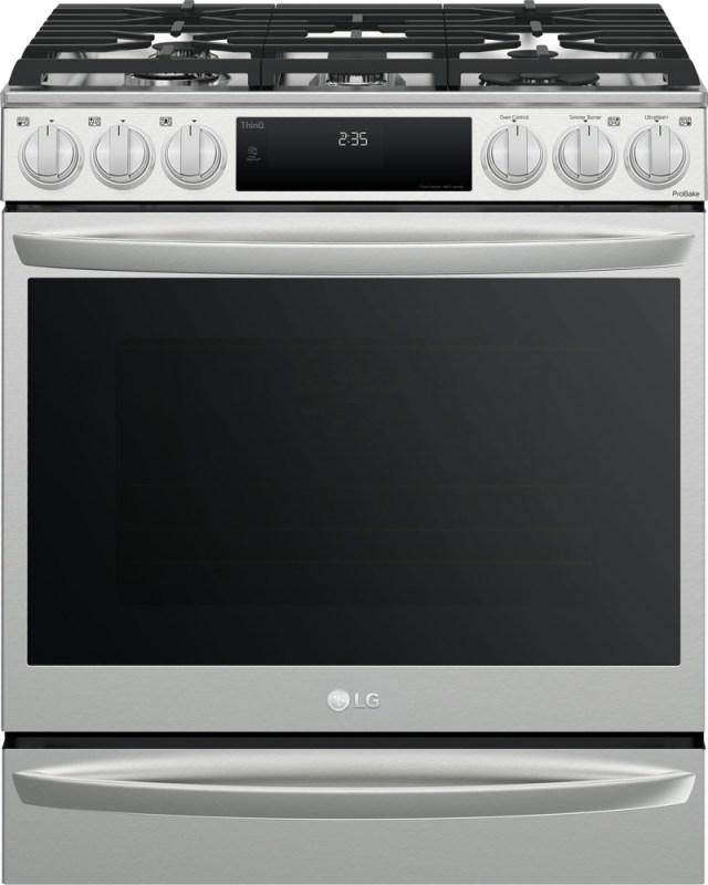 CES 2021: Estufa InstaView LG con Air Sous Vide ¡cambiará la cocina en casa! - estufa_instaview_lg_con_air_sous_vide_1-640x800